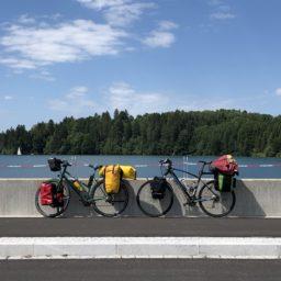 Fahrt nach Landsberg am Lech