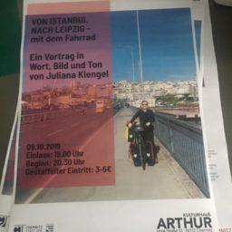 Vortrag in Chemnitz